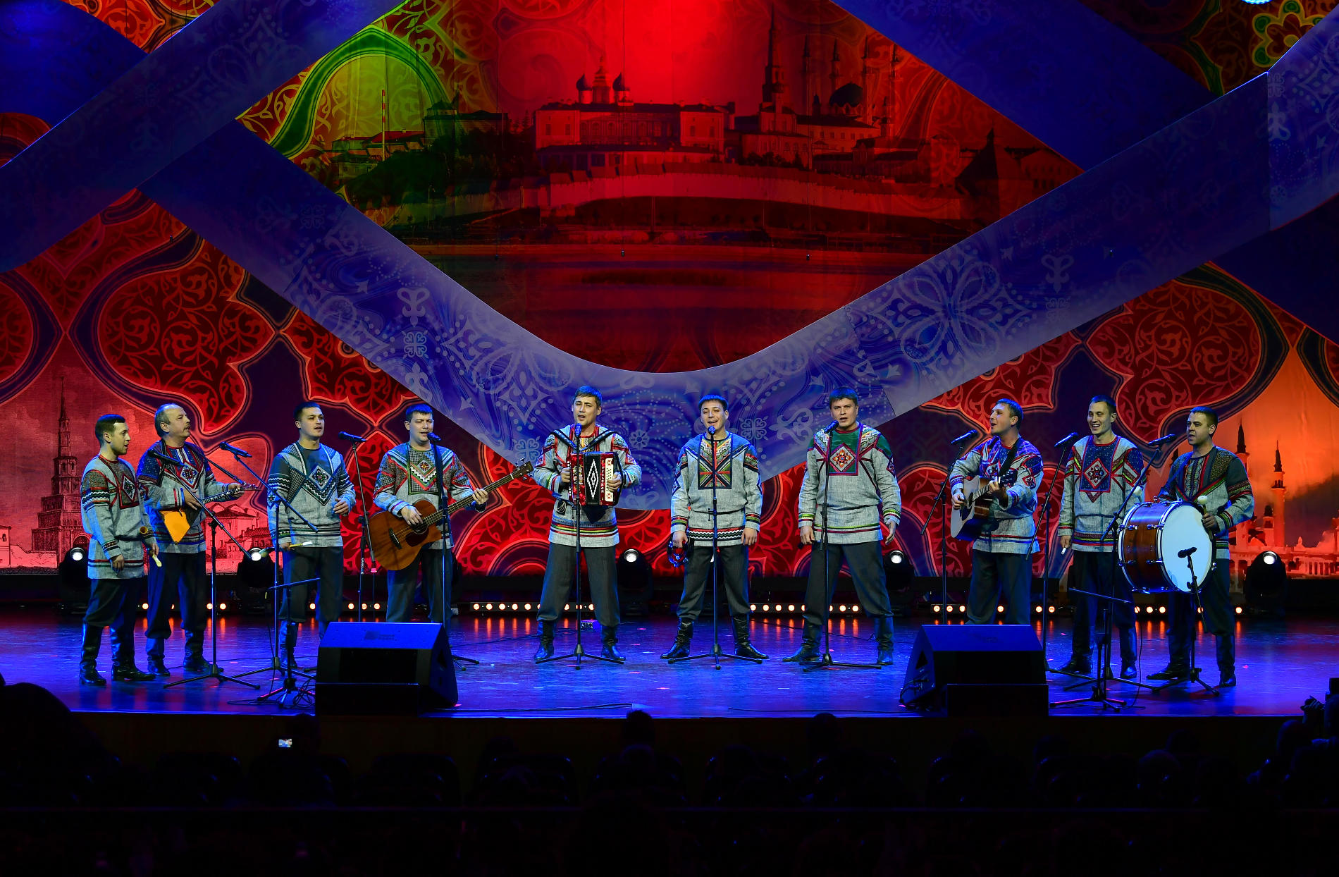 Ансамбль народной музыки «Раштав» («Газпром трансгаз Нижний Новгород»)
