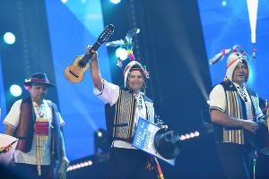 Гала-концерт закрытия фестиваля «Факел» ©Фото пресс-службы фестиваля «Факел»