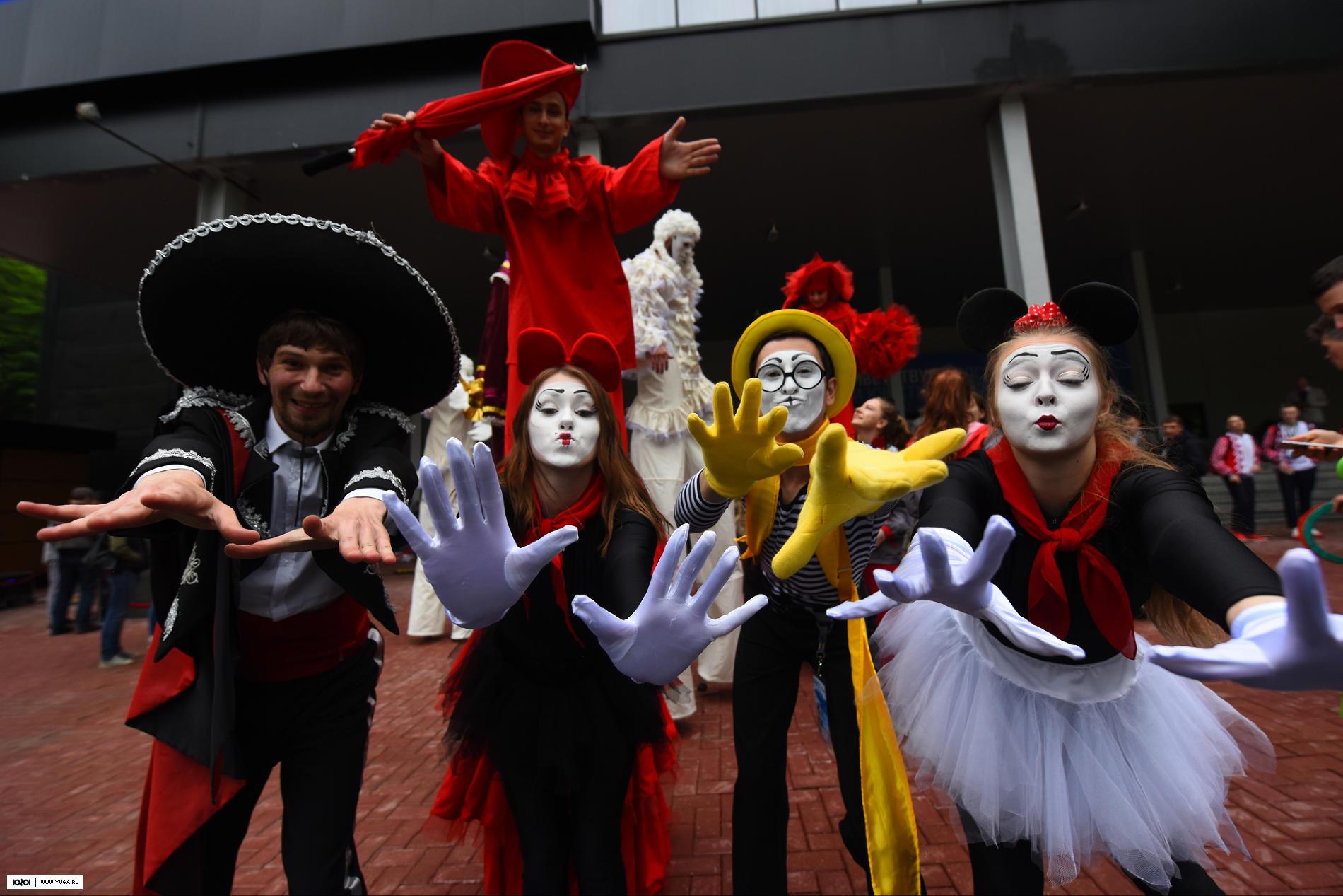 Открытие фестиваля «Факел»  ©Фото пресс-службы фестиваля «Факел»