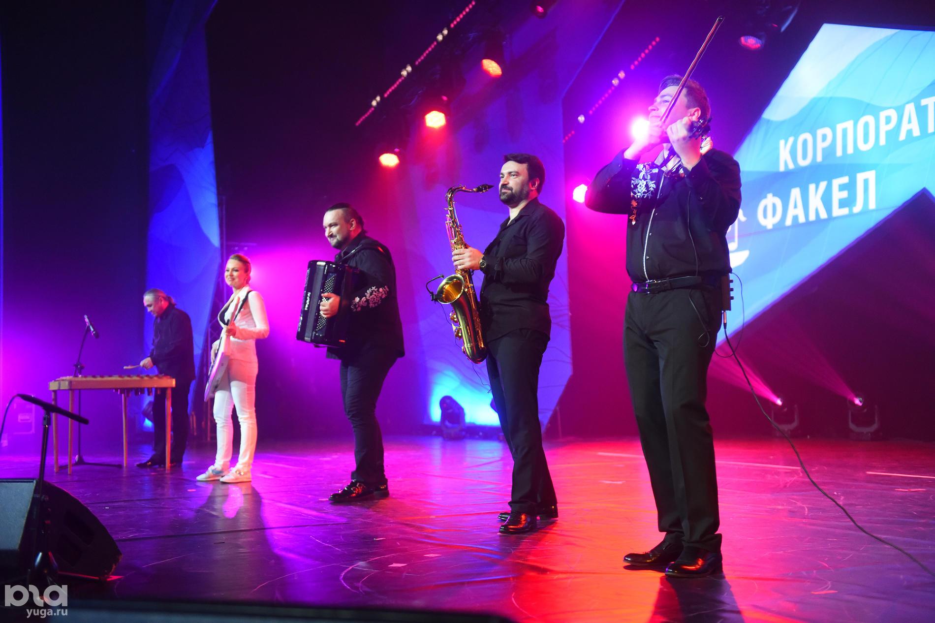 Инструментальный ансамбль «НУарт-проект» («Газпром добыча Уренгой»)