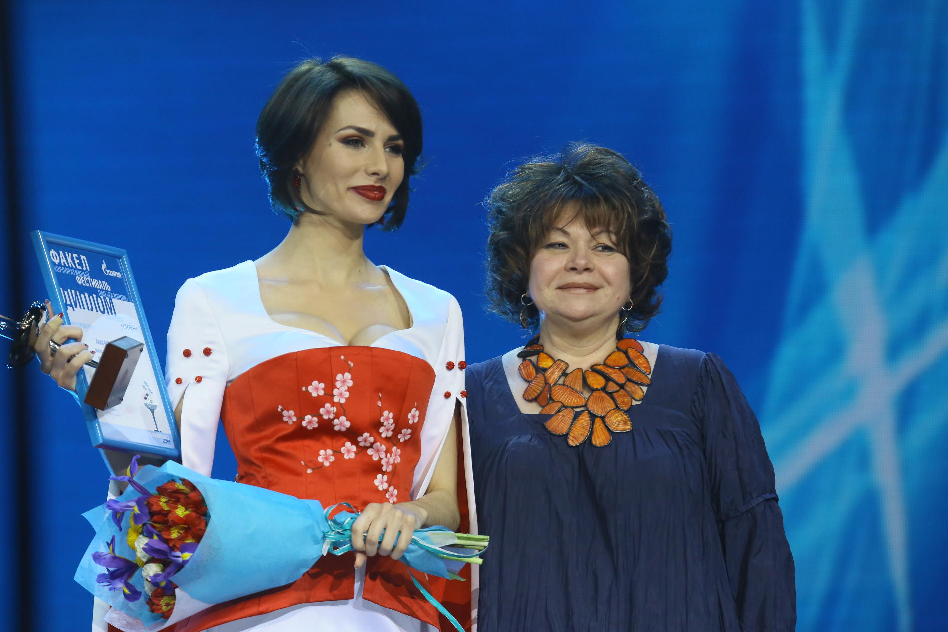 Анна Пересветова ©Фото Александра Старкова