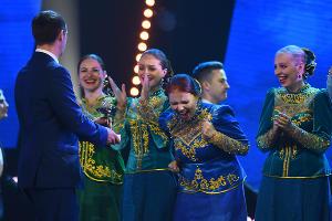 Гала-концерт закрытия фестиваля «Факел» в Сочи ©Фото пресс-службы фестиваля «Факел»