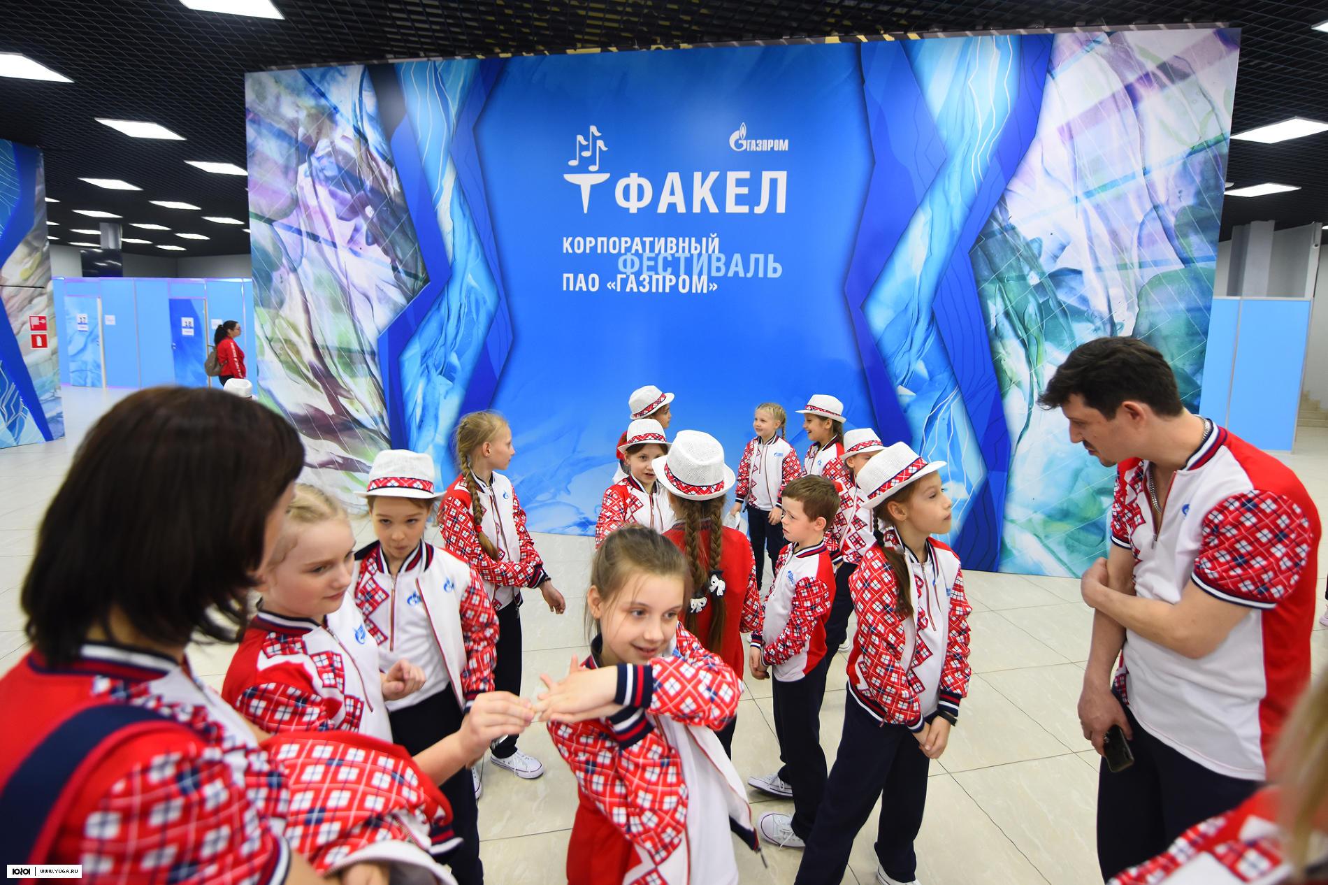 Фестиваль «Факел» — 2019 ©Фото Елены Синеок, Юга.ру