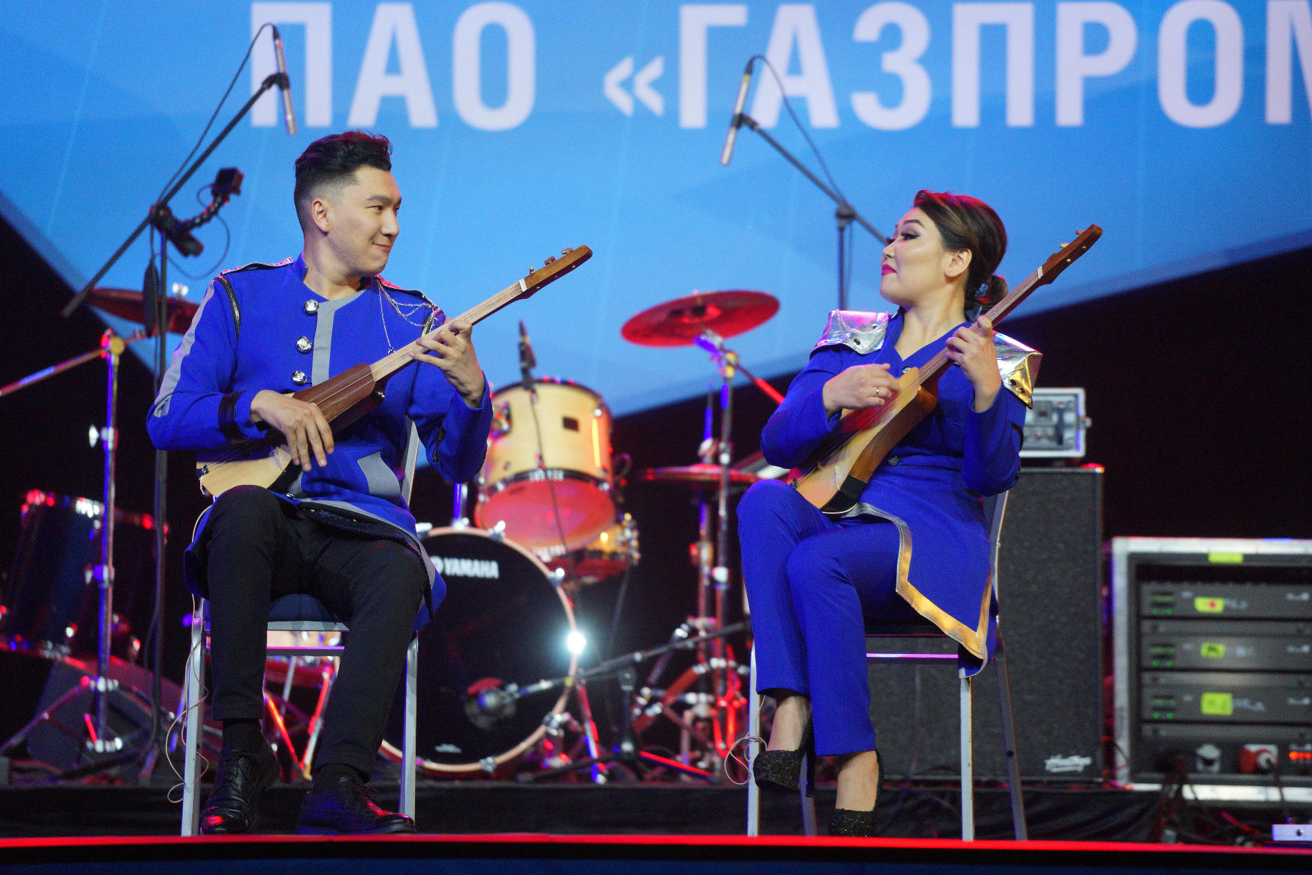 Инструментальный дуэт «Каганат»