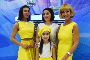 Участники делегации «Газпром геологоразведка», Тюмень
