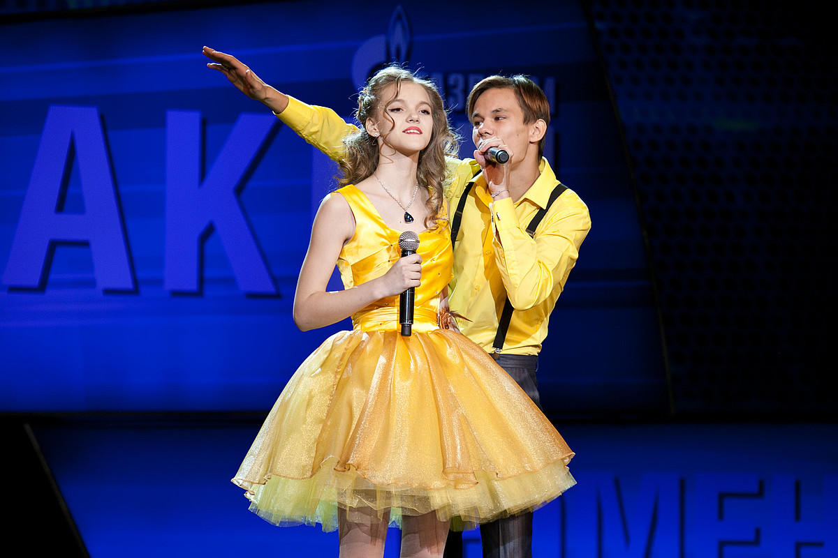Дуэт «Диадема» ©Фото с сайта gazpromfakel.ru