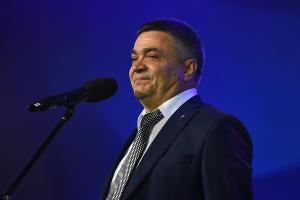 Анатолий Капчеля, член оргкомитета по проведению «Факела»