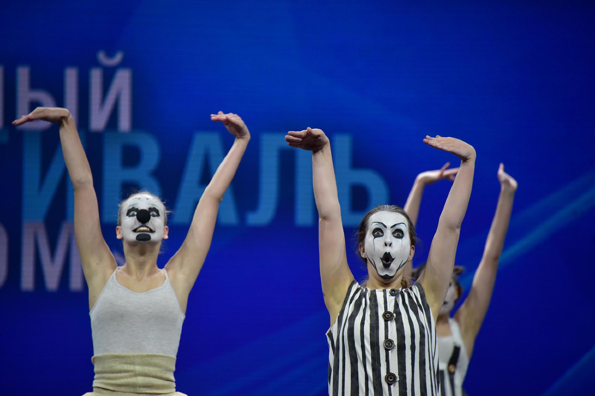 Третий конкурсный день фестиваля «Факел» ©Фото Антона Кардашова